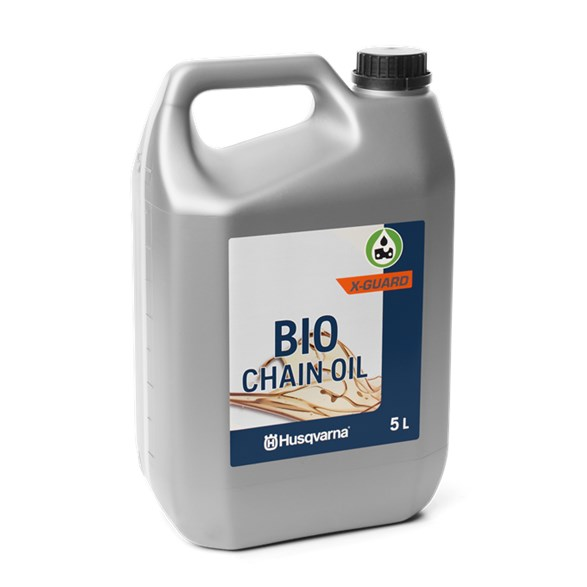 CHAIN OIL VEG 5L X-GUARD BIO