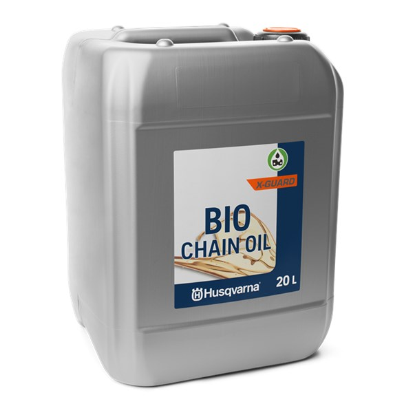 CHAIN OIL VEG 20L X-GUARD BIO